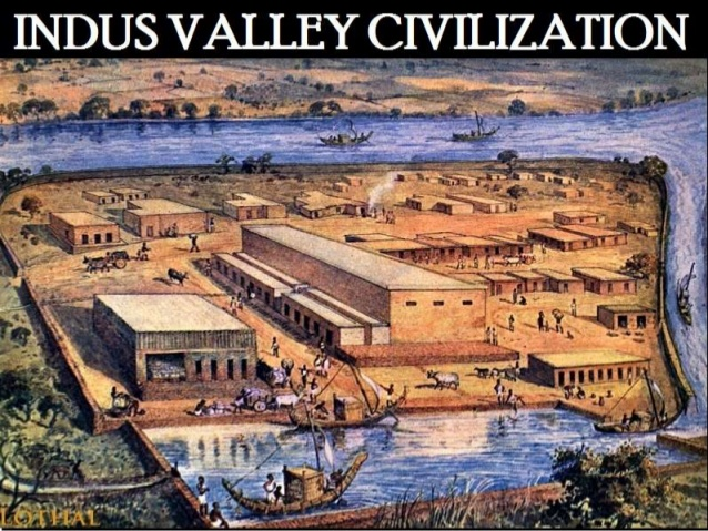 INDUS VALLEY CIVILIZATION Important cities (Ancient India)