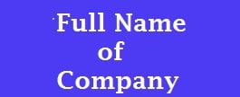 full-form-of-companies-names, GKFUNIYA.IN