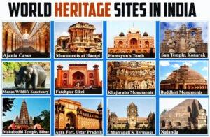 UNESCO World Heritage Site of India