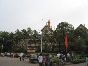 Bombay Police Headquarters, Mumbai Police HISTORY